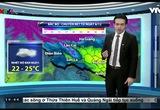 Bản tin thời tiết 19h45 - 04/12/2016