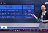 Bản tin thời tiết 6h30 - 04/12/2016