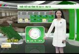 Bản tin thời tiết nông vụ - 05/12/2016