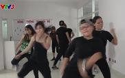 Vietnam's Got Talent: Phần thi nhảy đèn Led