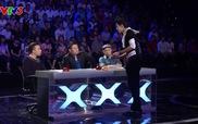 Vietnam's Got Talent: Phần thi ảo thuật với trăn