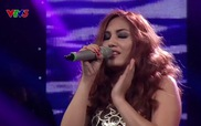 """Vietnam Idol: """"Rolling on the River (Proud Mary)"""" - Janice"""