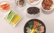 Vừa kimbap vừa cơm bibimbap chỉ trong 1 công thức