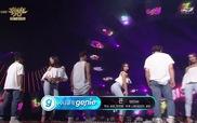 "Music Bank: ""String"" - SISTAR"