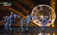 "Music Bank: ""Ribbon"" - B2ST"