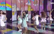 "Inkigayo: ""Wonderland"" - gugudan"
