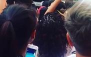 Fan nam bức xúc vì phát hiện có người chơi Pokemon Go trong concert của Beyoncé