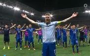 Màn ăn mừng nổi da gà, có một không hai ở Euro 2016