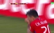 Copa America 2016: Colombia 0-2 Chile