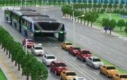 Ý tưởng xe bus đến từ tương lai của Trung Quốc