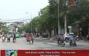Ném bóng nước - trò nghịch dại của học sinh Thanh Hóa