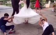 Để có một bức ảnh cưới ưng ý