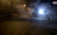 Khoảnh khắc trụ sở tình báo Thổ Nhĩ Kỳ bị tấn công
