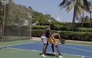 """Bỏ qua tin đồn chuyển nhượng với MU, Paul Pogba đối đầu """"1vs1"""" cùng Romelu Lukaku tại Miami"""