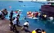 Chìm nhà hàng trên vịnh Vĩnh Hy, 2 người tử vong