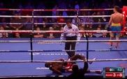 Pha hạ knock-out tàn bạo của võ sĩ Mason Menard