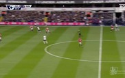 Tottenham 3-0 Manchester United (Premier League, 10/4, 2016)