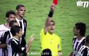 10 chiếc thẻ đỏ ngu ngốc nhất trong lịch sử bóng đá