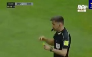 Cầu thủ Bosnia bạt tai fabregas và Azpilicueta