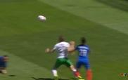 Diễn biến trận đấu giữa Pháp và Ireland