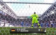 Diễn biến trận Đức - Slovakia