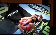 Meisha Tate bị Ronda Rousey bẻ trật khớp tay