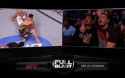 Chấn thương của Nogueira tại sự kiện UFC 140