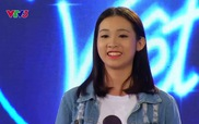 """VietNam Idol: """"Taxi - Ngại ngùng"""" - Linh Hảo"""