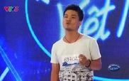 """Vietnam Idol: """"Thằng Nam khóc"""" - Quang Tiến"""