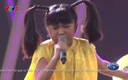 "Vietnam Idol Kids: ""Con cò"" - Bảo Trân"