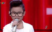 """Giọng hát Việt nhí: """"Con có mẹ rồi"""" - Chu Tuấn Ngọc"""