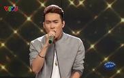 """Vietnam Idol: """"Giọt buồn để lại"""" - Quang Đạt"""