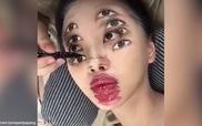Màn make up ảo ảnh của nghệ sĩ trang điểm Thái Lan khiến ai cũng hoa mày chóng mặt