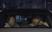 """""""UF"""": Joon Young lái xe đưa No Eul ra bờ biển"""