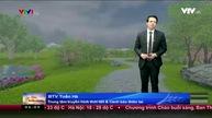Bản tin thời tiết 6h10 - 20/02/2017