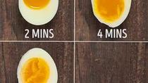 Cách lột vỏ trứng cực kì nhanh