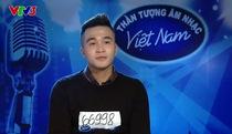 """Vietnam Idol: Đặng Tuấn Phong hát """"Vì mất đi ánh mặt trời"""""""