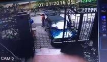 Trộm ôtô chở 480 cây vàng ở Hà Nội