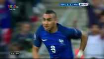 Payet lập siêu phẩm ấn định chiến thắng 2-1 cho Pháp