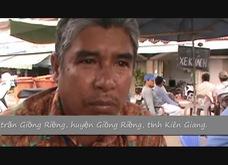 Đội xe ôm từ thiện thị trấn Giồng Riềng