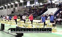 VIDEO: Hoàng Xuân Vinh tại chung kết 10m súng ngắn hơi nam Cúp bắn súng thế giới 2017