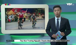 Thể thao 24/7 - 25/8/2016