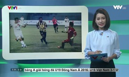 Thể thao 24/7 - 20/9/2016