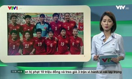 Thể thao 24/7 - 04/8/2016