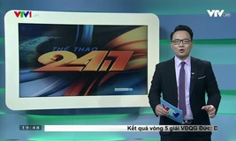 Thể thao 24/7 - 24/9/2016