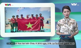 Thể thao 24/7 - 27/9/2016