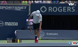 Tứ kết Rogers Cup: Grigor Dimitrov 1-2 Kei Nishikori* (3/6, 6/3, 2/6)
