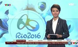 Nhịp đập 360 độ Thể thao - 03/8/2016
