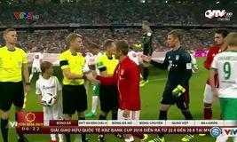 Tổng hợp trận đấu: Bayern 6-0 Bremen (Vòng 1 Bundesliga 2016/17)