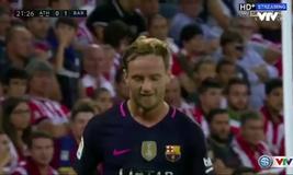 Tổng hợp trận đấu: Ath Bilbao 0-1 Barcelona (Vòng 1 La Liga 2016/17)